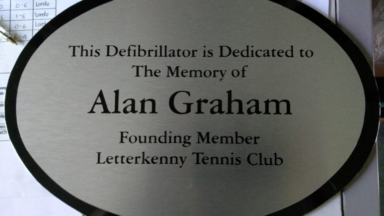 Alan Graham Memorial Day