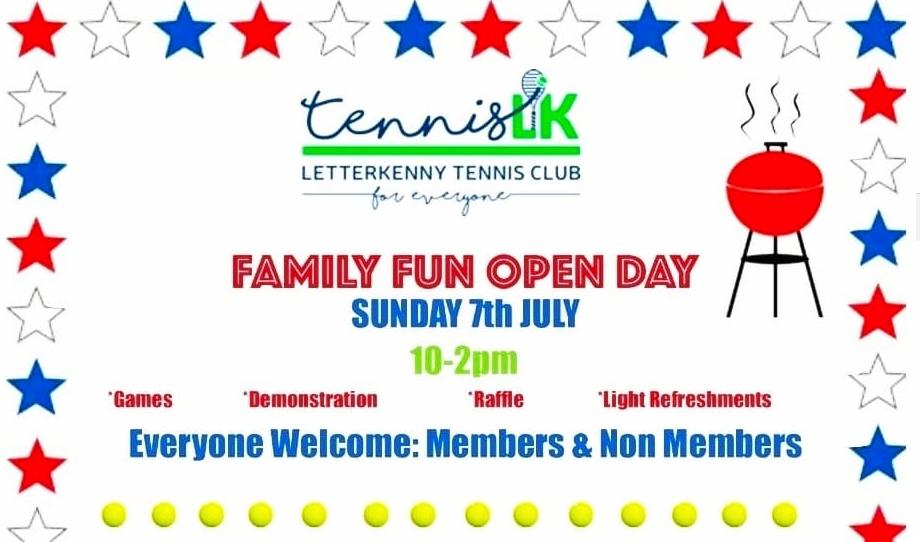 Letterkenny Tennis Club